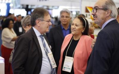 Governadora do Rio Grande do Norte se Reúne com Presidente da GS Inima na Fitabes